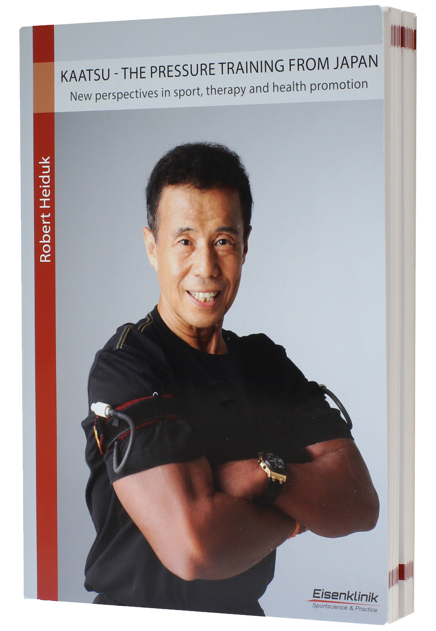 KAATSU - The Pressure Training from Japan Book